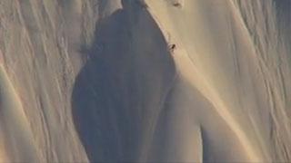 Snowboard Freeride in Alaska