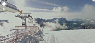 Google Ski Map Plan de Corones