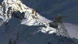 Video Sciare al Corvatsch