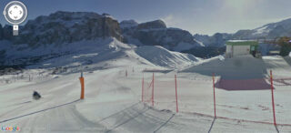 Google Ski Map Sella Ronda