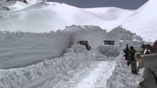 20 metri di Neve, sgombero strade Giappone