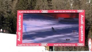 Tina Maze – Super G a Cortina
