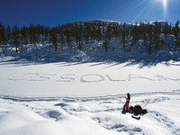Inverno Alpe Devero