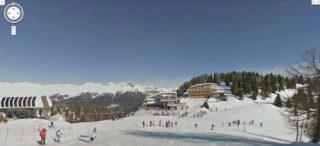 Google Ski Map Folgarida