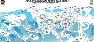 Mappa Piste Corno Alle Scale