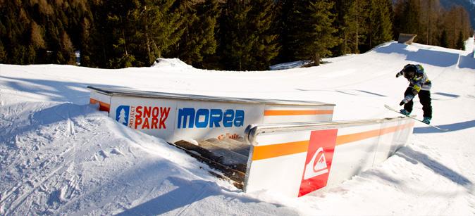Morea Snowpark
