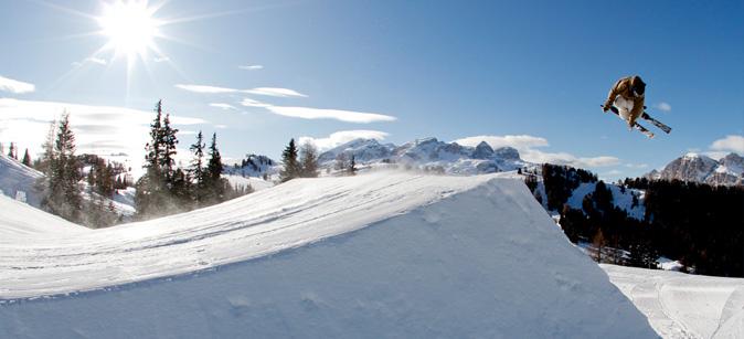 Snowpark Alta Badia