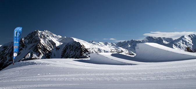 Snowpark Belpiano