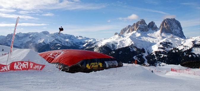 Snowpark Belvedere