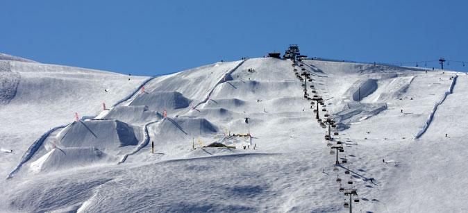 Snowpark Mottolino