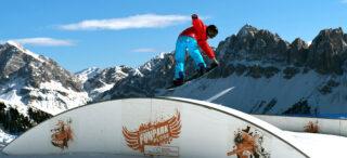 Snowpark Plose Bressanone