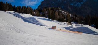 Snowpark Alleghe