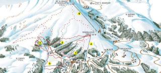 Mappa Piste Terminillo