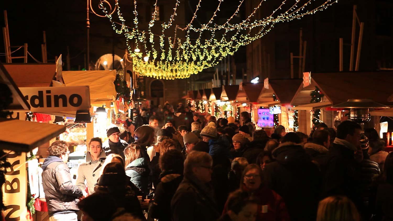 Offerta vacanza Famiglie: Mercatini di Natale in Trentino da 33€