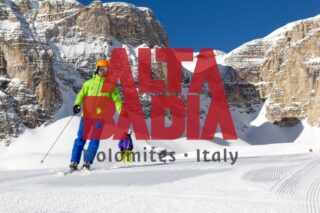 Sciare in Alta Badia