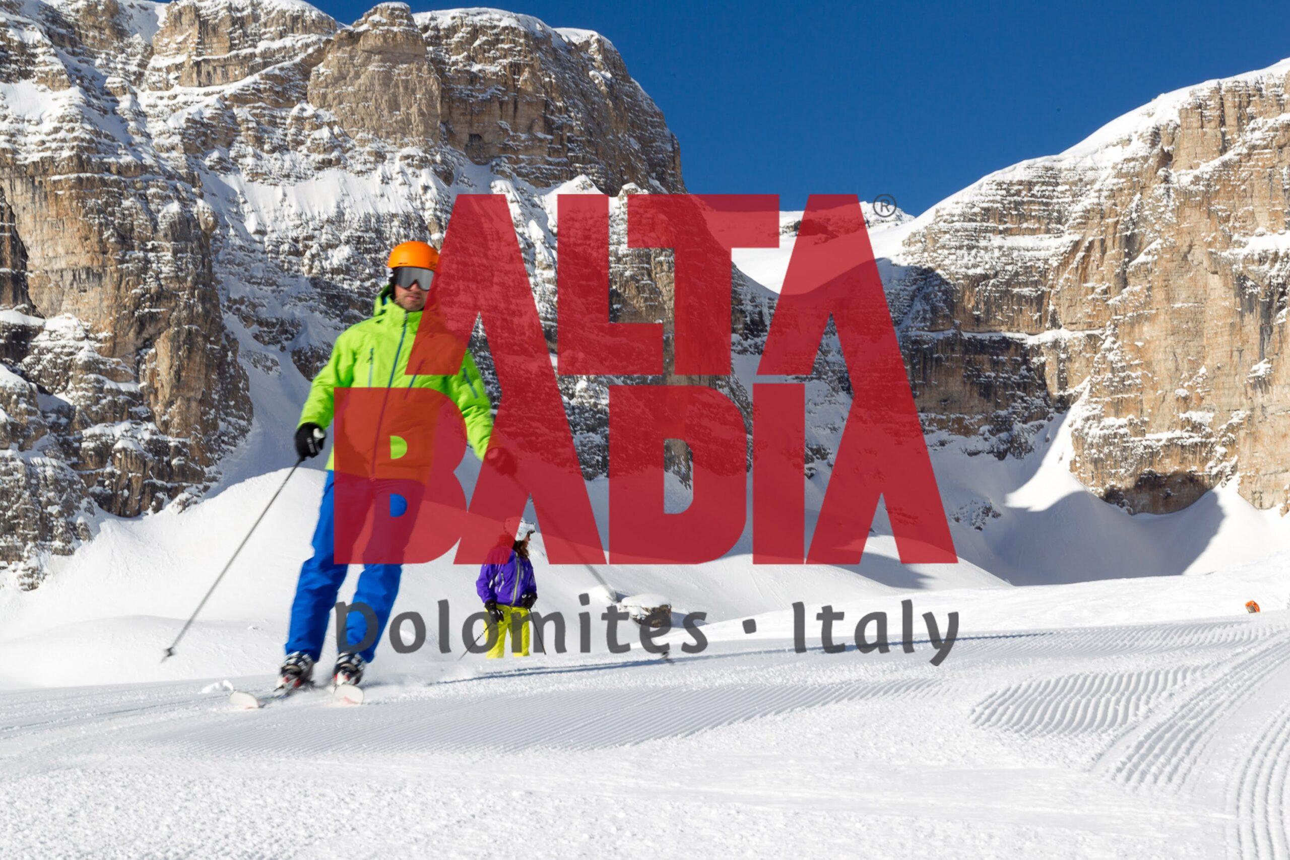 Sciare in Alta Badia