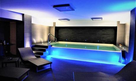Roccaraso: camera doppia o matrimoniale con colazione e percorso Spa per 2 persone presso l'Hotel Ansharius