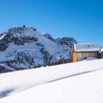 Falcade Passo San Pellegrino
